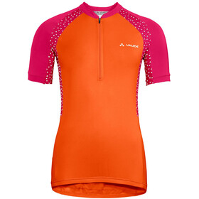 VAUDE Advanced IV Trikot Damen tangerine